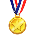 Sports Medal on Apple iOS 11.3