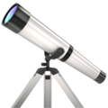 Telescope on Apple iOS 11.3