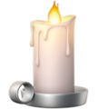 Candle on Apple iOS 10.3