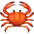 Crab on Apple iOS 10.3