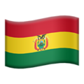 Bolivia on Apple iOS 10.3