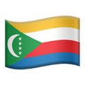 Comoros on Apple iOS 10.3