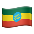 Ethiopia on Apple iOS 10.3