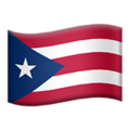 Puerto Rico on Apple iOS 10.3