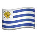 Uruguay on Apple iOS 10.3