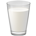 Glass of Milk on Apple iOS 10.3