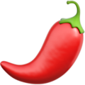 Hot Pepper on Apple iOS 10.3