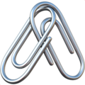 Linked Paperclips on Apple iOS 10.3
