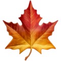 Maple Leaf on Apple iOS 10.3
