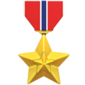 Military Medal on Apple iOS 10.3