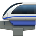 Monorail on Apple iOS 10.3