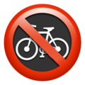 No Bicycles on Apple iOS 10.3