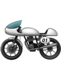 Motorcycle on Apple iOS 10.3