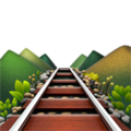 Railway Track on Apple iOS 10.3