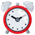 Alarm Clock on EmojiOne 3.1