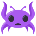 Alien Monster on EmojiOne 3.1