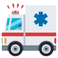 Ambulance on EmojiOne 3.1