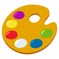 Artist Palette on EmojiOne 3.1