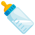 Baby Bottle on EmojiOne 3.1