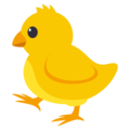 Baby Chick on EmojiOne 3.1