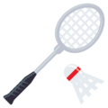 Badminton on EmojiOne 3.1