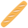 Baguette Bread on EmojiOne 3.1