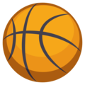 Basketball on EmojiOne 3.1