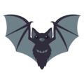Bat on EmojiOne 3.1