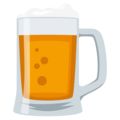 Beer Mug on EmojiOne 3.1