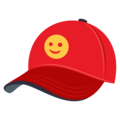 Billed Cap on EmojiOne 3.1