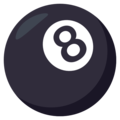 Pool 8 Ball on EmojiOne 3.1
