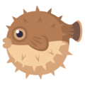 Blowfish on EmojiOne 3.1