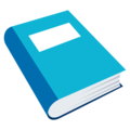 Blue Book on EmojiOne 3.1