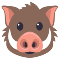 Boar on EmojiOne 3.1