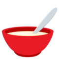 Bowl With Spoon on EmojiOne 3.1