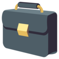 Briefcase on EmojiOne 3.1