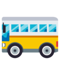 Bus on EmojiOne 3.1