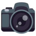Camera on EmojiOne 3.1