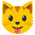 Cat Face on EmojiOne 3.1