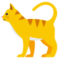 Cat on EmojiOne 3.1