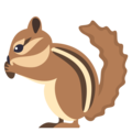 Chipmunk on EmojiOne 3.1