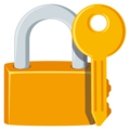 Locked With Key on EmojiOne 3.1