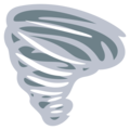 Tornado on EmojiOne 3.1