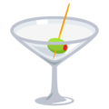 Cocktail Glass on EmojiOne 3.1
