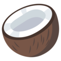 Coconut on EmojiOne 3.1