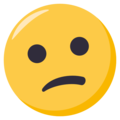 Confused Face on EmojiOne 3.1