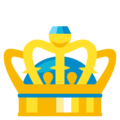 Crown on EmojiOne 3.1