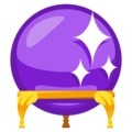 Crystal Ball on EmojiOne 3.1