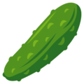 Cucumber on EmojiOne 3.1