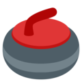 Curling Stone on EmojiOne 3.1